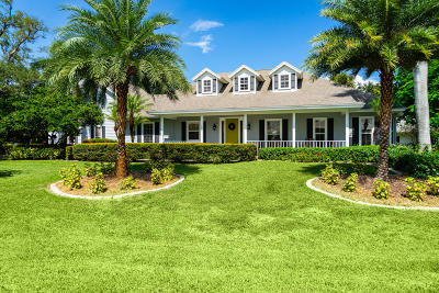Vero Beach Single Family Home For Sale: 535 Riomar Drive