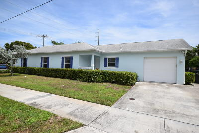 Delray Beach Single Family Home For Sale: 316 NW 2nd Street