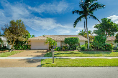 Boca Raton Single Family Home For Sale: 402 NW 72nd Street