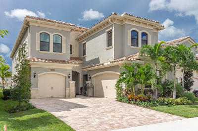 Delray Beach Single Family Home For Sale: 16221 Cabernet Drive