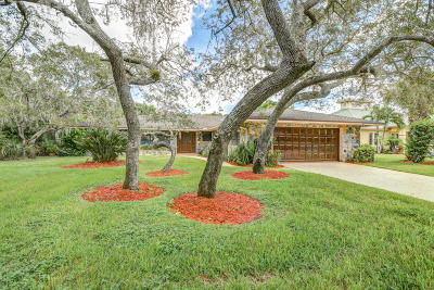 Port Saint Lucie Single Family Home For Sale: 641 SE Norsemen Drive