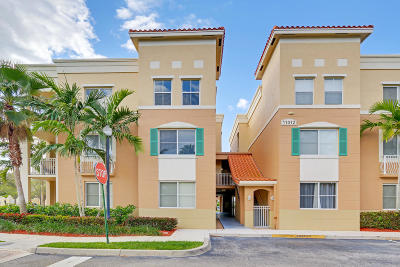 Palm Beach Gardens Multi Family Home For Sale: 11012 Legacy Drive #302