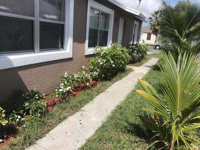 West Palm Beach FL Multi Family Home For Sale: $279,900