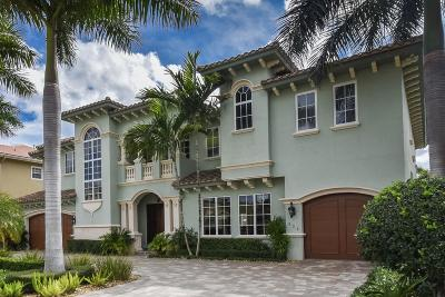 Delray Beach Single Family Home For Sale: 936 Hyacinth Drive