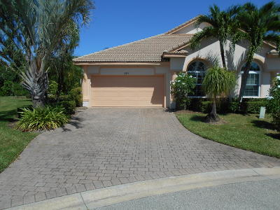 Jensen Beach Single Family Home For Sale: 691 NW Red Pine Way