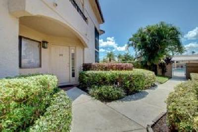 Delray Beach Condo For Sale: 15362 Strathearn Drive #12803