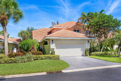 Boca Raton Townhouse For Sale: 2249 NW 53rd Street