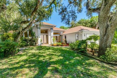 Vero Beach Single Family Home For Sale: 3390 Mariners Way