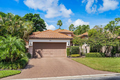 Boca Raton Single Family Home For Sale: 5857 NW 21st Way
