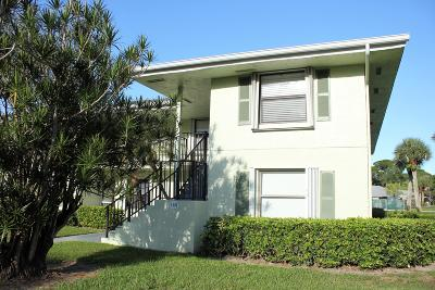 Palm Beach Gardens Condo For Sale: 1101 Sabal Ridge Circle #H