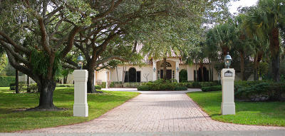 Palm Beach Single Family Home For Sale: 5663 S High Flyer Road S