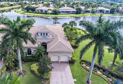 Palm Beach Gardens Single Family Home For Sale: 301 Vizcaya Drive