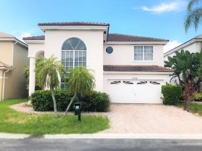 Coral Springs Single Family Home Contingent: 1038 NW 116th Avenue