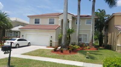 Boca Raton Single Family Home For Sale: 11349 Sea Grass Circle
