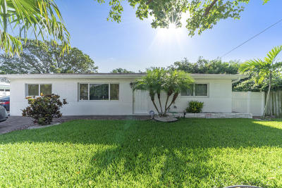 Boca Raton Rental For Rent: 874 NW 2nd Avenue