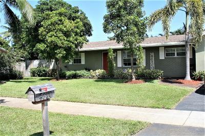 Deerfield Beach Single Family Home For Sale: 4120 NE 2nd Terrace