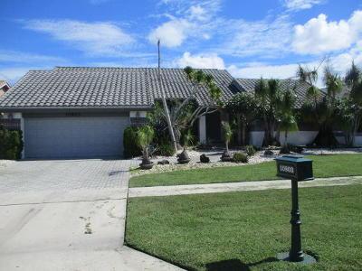 Boca Raton FL Single Family Home For Sale: $224,900