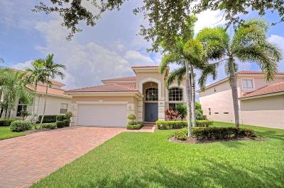 Palm City Single Family Home For Sale: 5978 SW Bald Eagle Drive