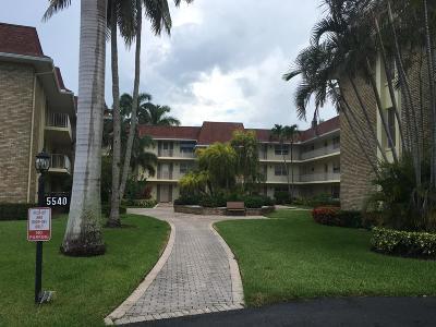 Palm Beach Gardens Rental For Rent: 5540 Tamberlane Circle #314