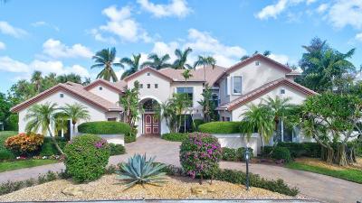 Boca Raton FL Single Family Home For Sale: $1,499,000
