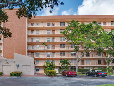 Delray Beach Condo For Sale: 14623 Bonaire Boulevard #709