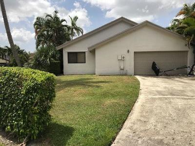Boca Raton Single Family Home For Sale: 7313 Andorra Place