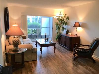 West Palm Beach Rental Leased: 1638 Embassy Drive #107