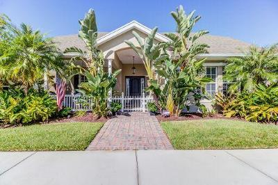 Port Saint Lucie Single Family Home For Sale: 10535 SW West Park Avenue