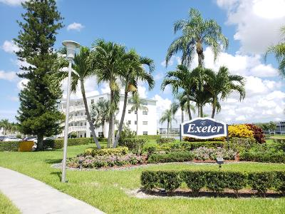 Boca Raton Rental For Rent: 2008 Exeter A