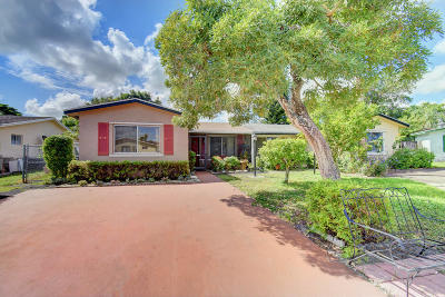 Boca Raton Townhouse For Sale: 9540 SW 2nd Road
