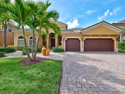 Lake Worth Single Family Home For Sale: 10458 Oak Meadow Lane