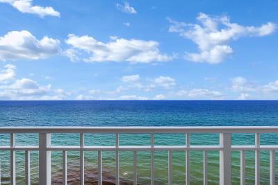 Highland Beach Condo For Sale: 3221 S Ocean Boulevard #1009