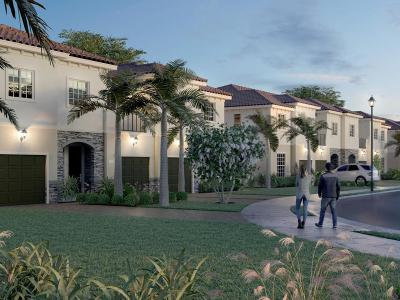 Hobe Sound Townhouse Contingent: 6242 SE Fauna Terrace #6-602