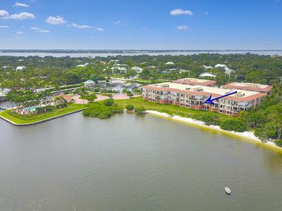 Jensen Beach Condo For Sale: 1521 NE Outrigger Landings Drive #3-204