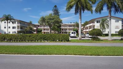 Boca Raton Condo For Sale: 190 Fanshaw #E