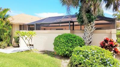 Jupiter Townhouse For Sale: 111 Bent Arrow Drive #C