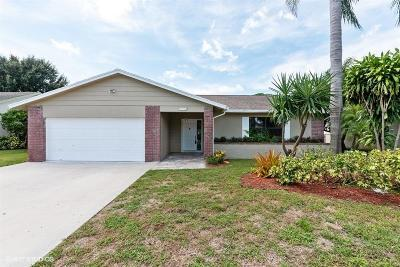 Delray Beach Single Family Home For Sale: 596 NW 45th Drive