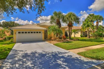Stuart Single Family Home For Sale: 4716 SE Mizner Place