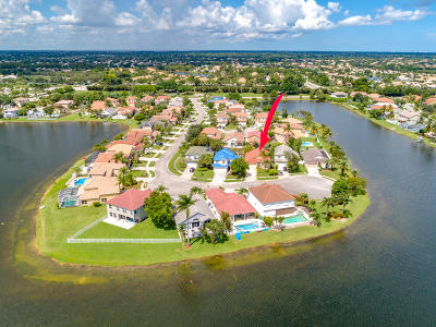 Lake Worth Single Family Home For Sale: 7182 Charleston Point Drive