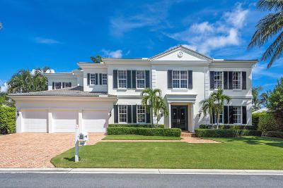 Delray Beach Single Family Home For Sale: 1117 Island Drive