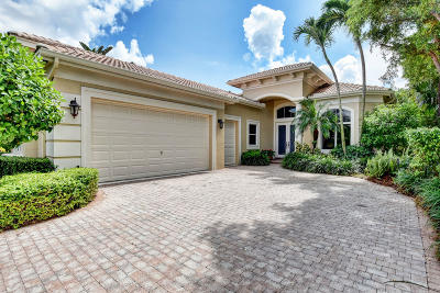 Delray Beach Single Family Home For Sale: 7689 Villa D Este Way