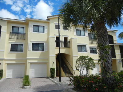 Palm Beach Gardens Condo For Sale: 2805 Veronia Drive #202