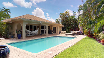 Boca Raton Single Family Home For Sale: 5264 Deerhurst Crescent Circle