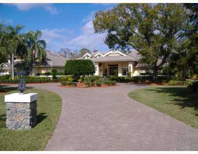 Coral Springs FL Single Family Home For Sale: $1,250,000
