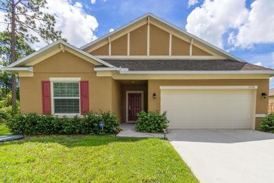 Port Saint Lucie Single Family Home For Sale: 1734 SW Commerce Avenue