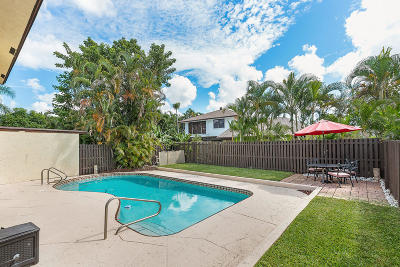 Delray Beach Townhouse For Sale: 237 SW 29th Avenue