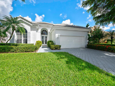 Palm Beach Gardens Single Family Home For Sale: 164 Windward Drive