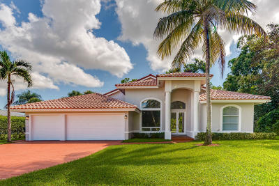 Boca Raton Single Family Home For Sale: 250 NW 20th Avenue