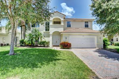 Lake Worth Single Family Home For Sale: 6436 Sand Hills Circle