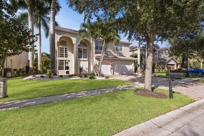 Delray Beach Single Family Home For Sale: 9551 Barletta Winds Point